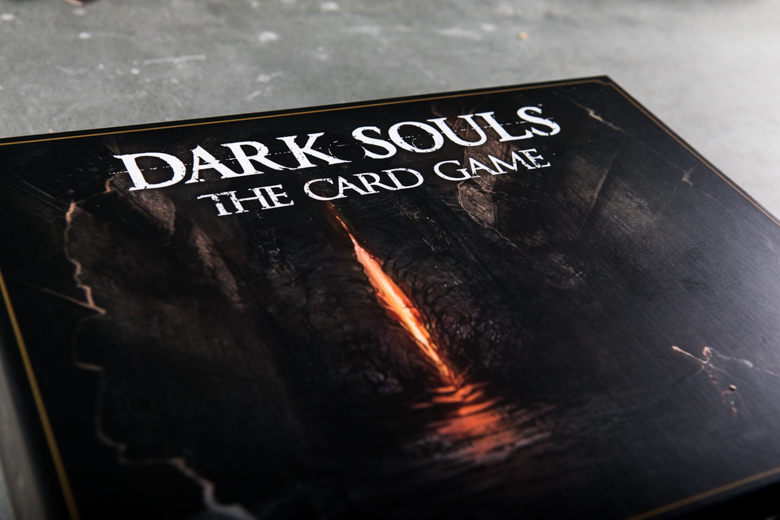 Dark Souls The Card Game box art