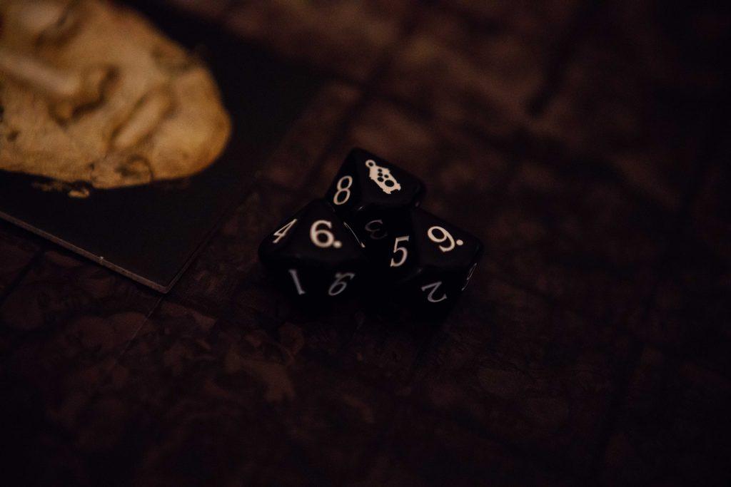 Kingdom Death Monster dice