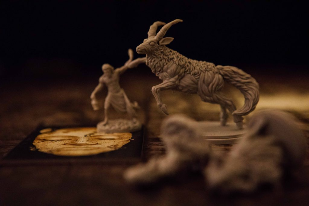 Kingdom Death Monster Antelope Bolt