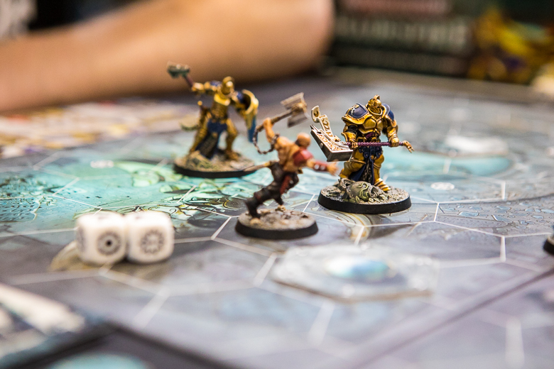 UK Games Expo Warhammer Shadespire