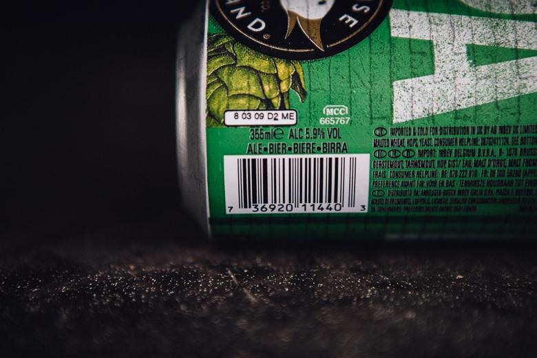 Beer Strength Goose Island IPA