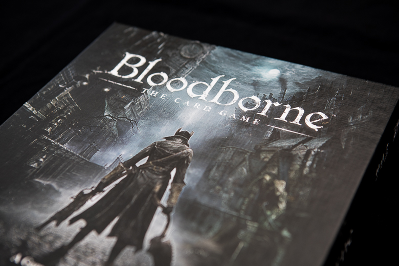 Bloodborne The Card Game box art