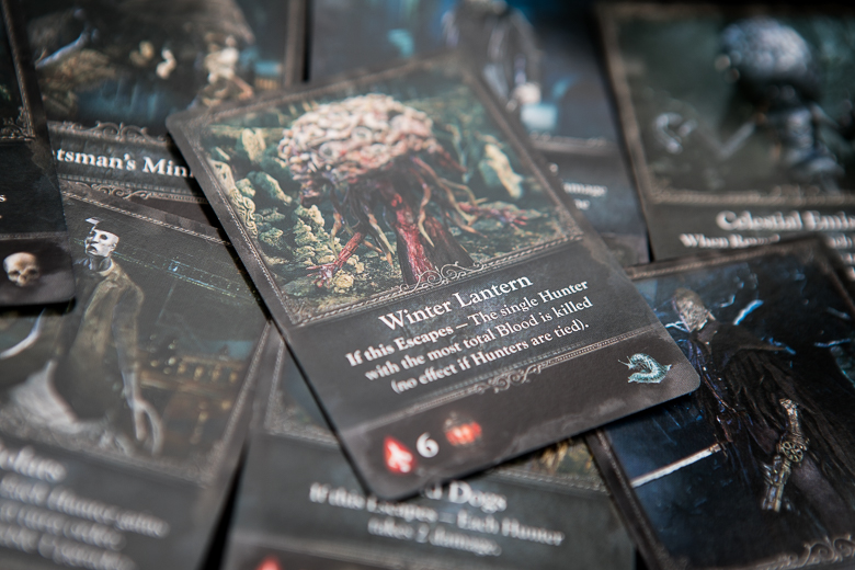 Bloodborne The Card Game Winter Lantern