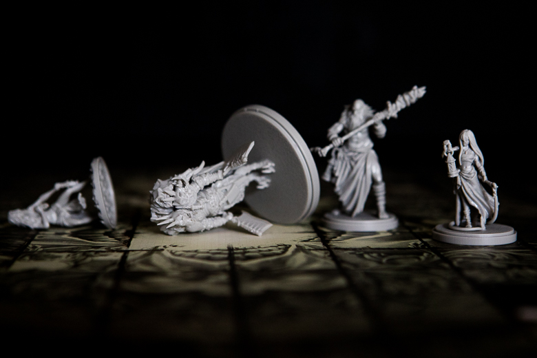 Kingdom Death Monster Butcher pub car park fight