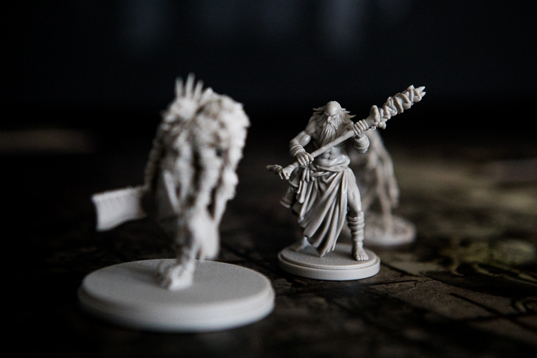 Kingdom Death Monster Butcher Dave fights back