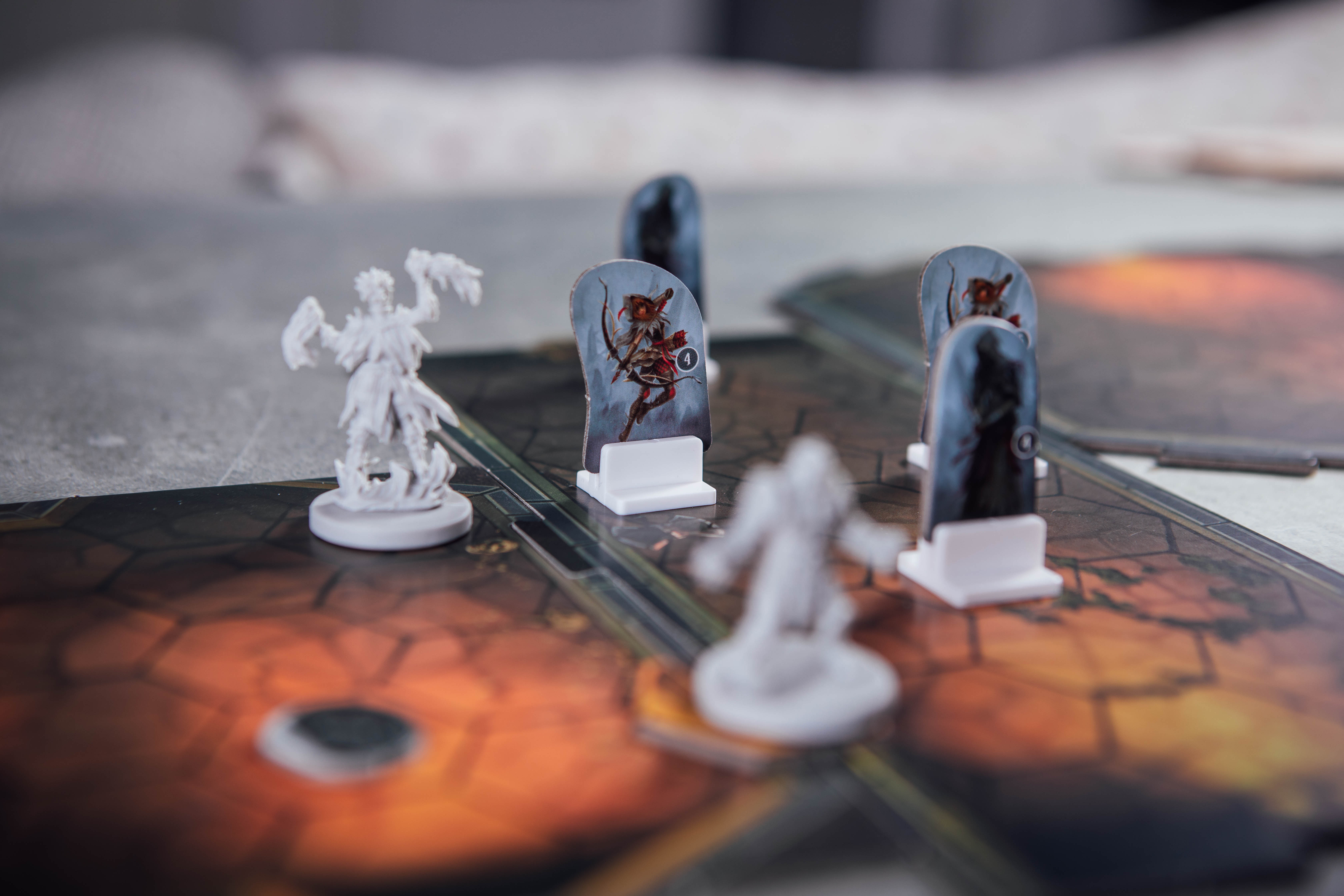 Gloomhaven Crypt of the Damned second room outnumbered