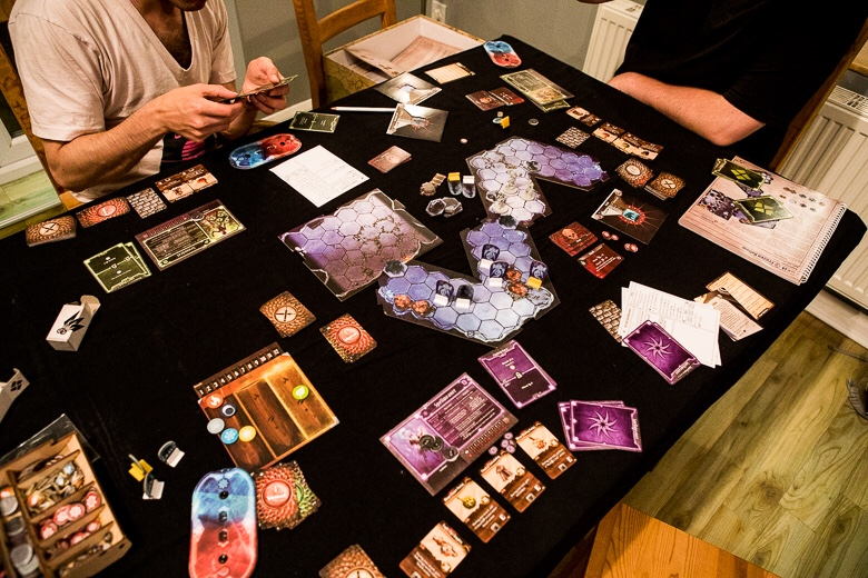 New Year's resolutions Gloomhaven