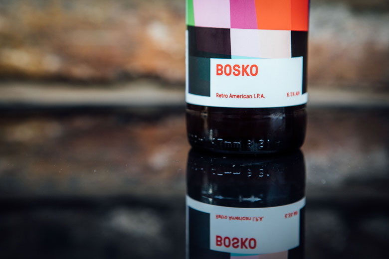 Bosko Pressure Drop UK Games Expo