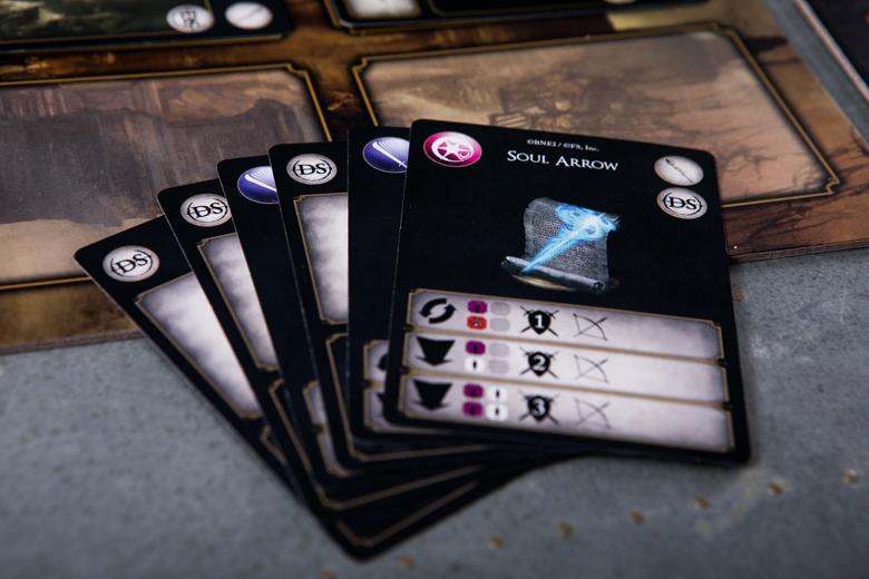 Dark Souls The Card Game soul arrow