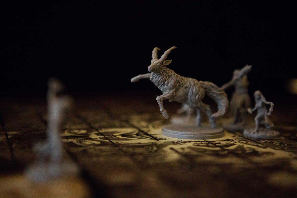 Kingdom Death Monster Screaming Antelope showdown