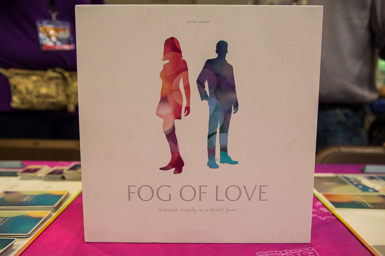 UK Games Expo Fog of Love