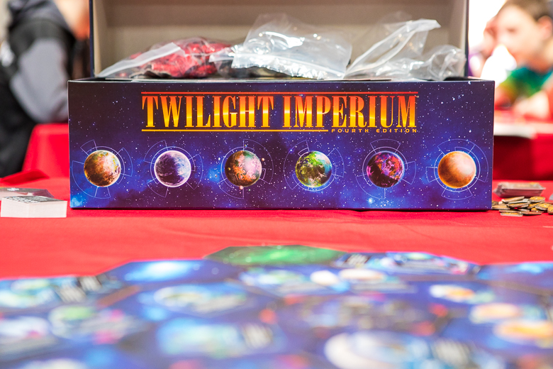 UK Games Expo Twilight Imperium box