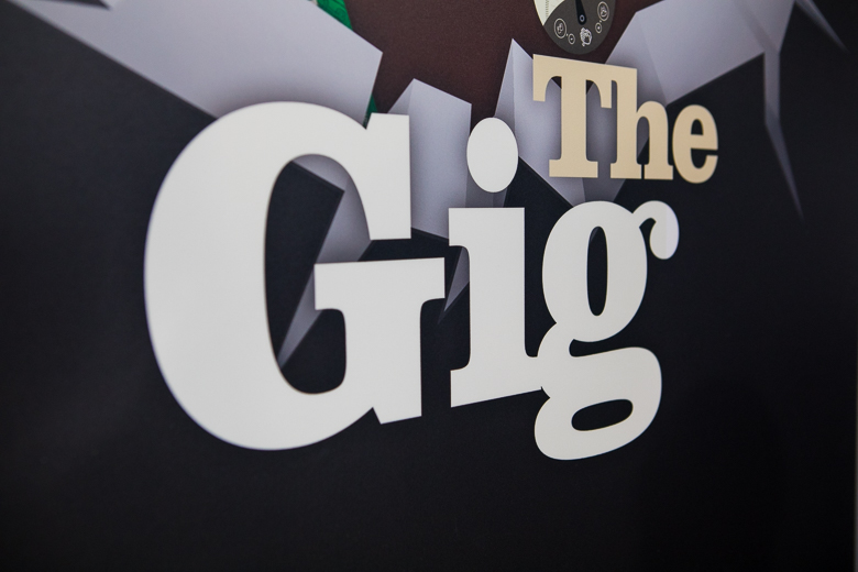 UK Games Expo The Gig logo