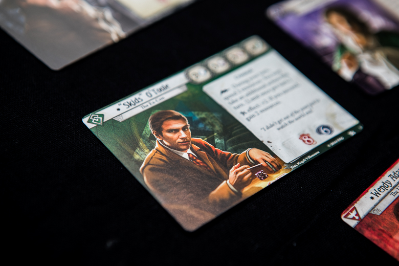 Arkham Horror The Card Game skids O'Toole