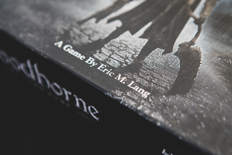 Bloodborne The Card Game Eric M Lang