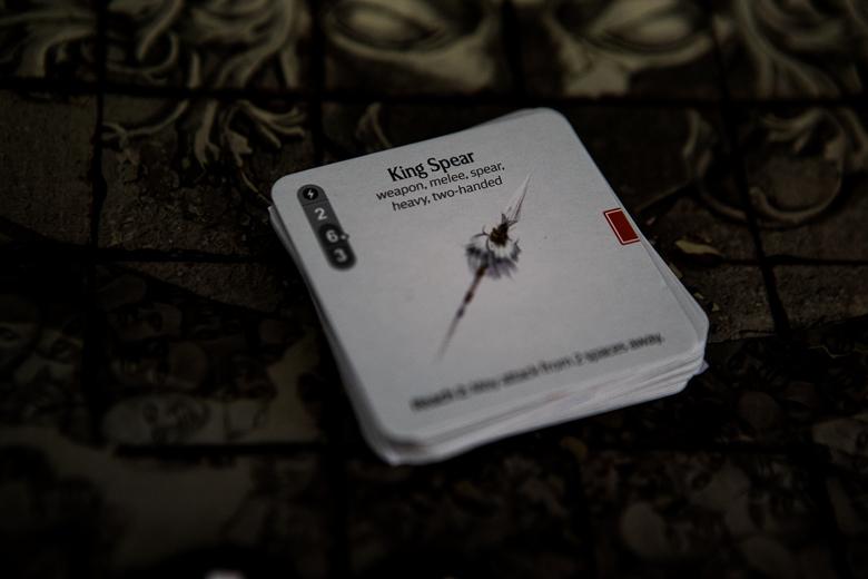 Kingdom Death Monster Butcher King Spear