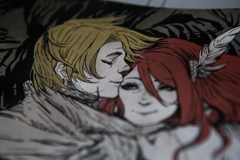 Kingdom Death Monster Butcher intimacy
