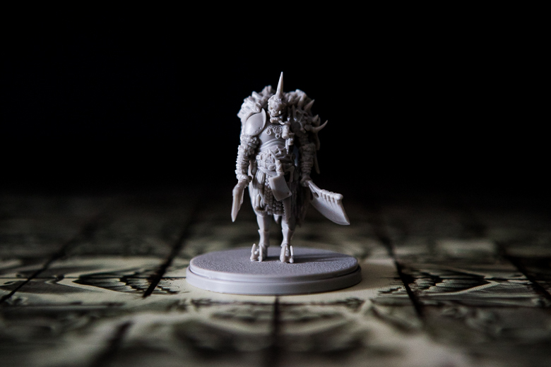 Kingdom Death Monster butcher showdown