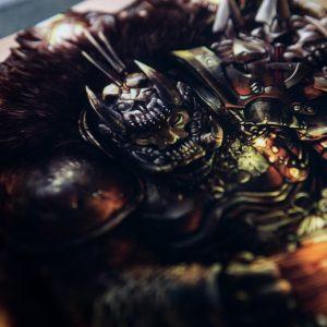 Kingdom Death Monster Butcher portrait