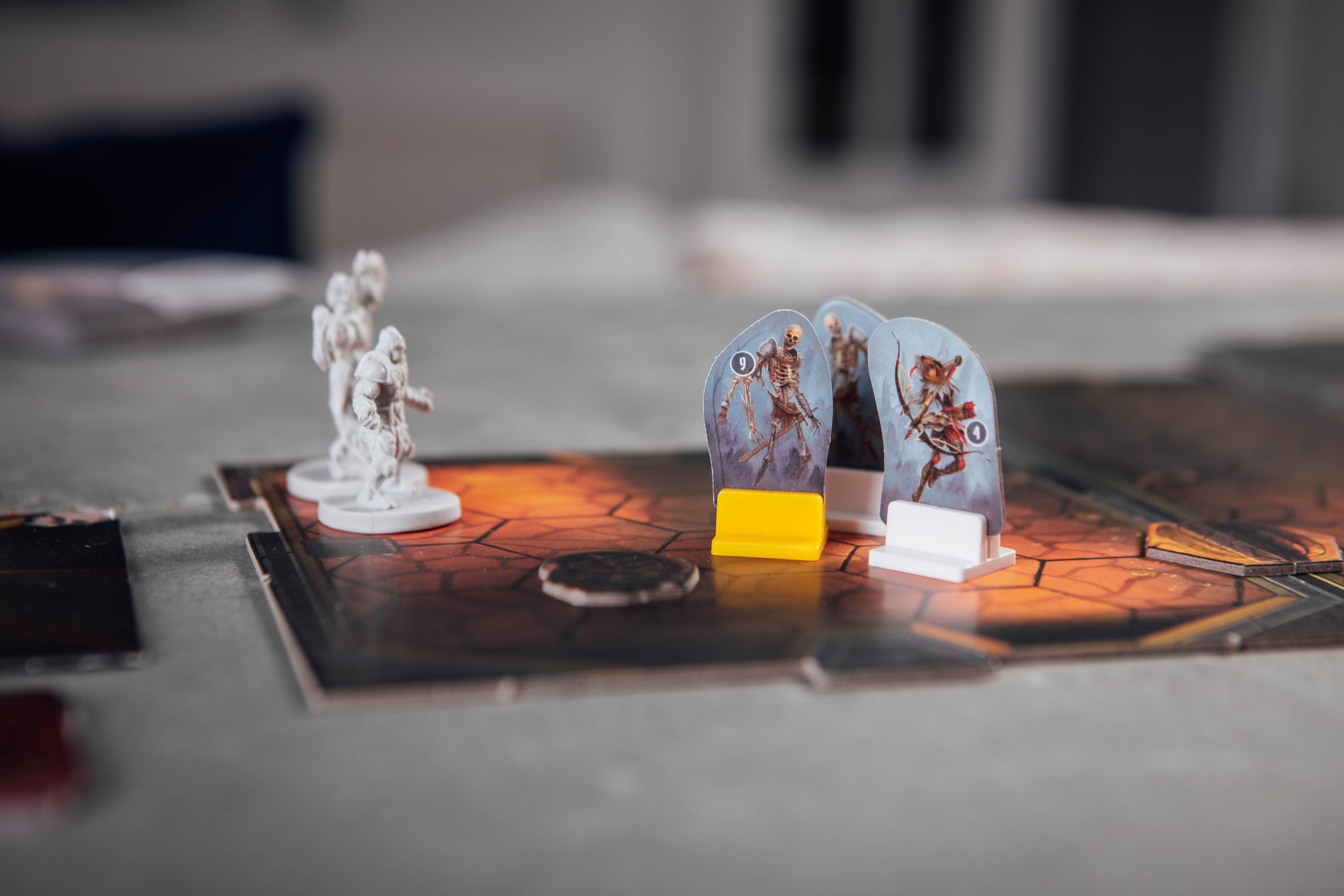 Gloomhaven Crypt of the Damned opening room