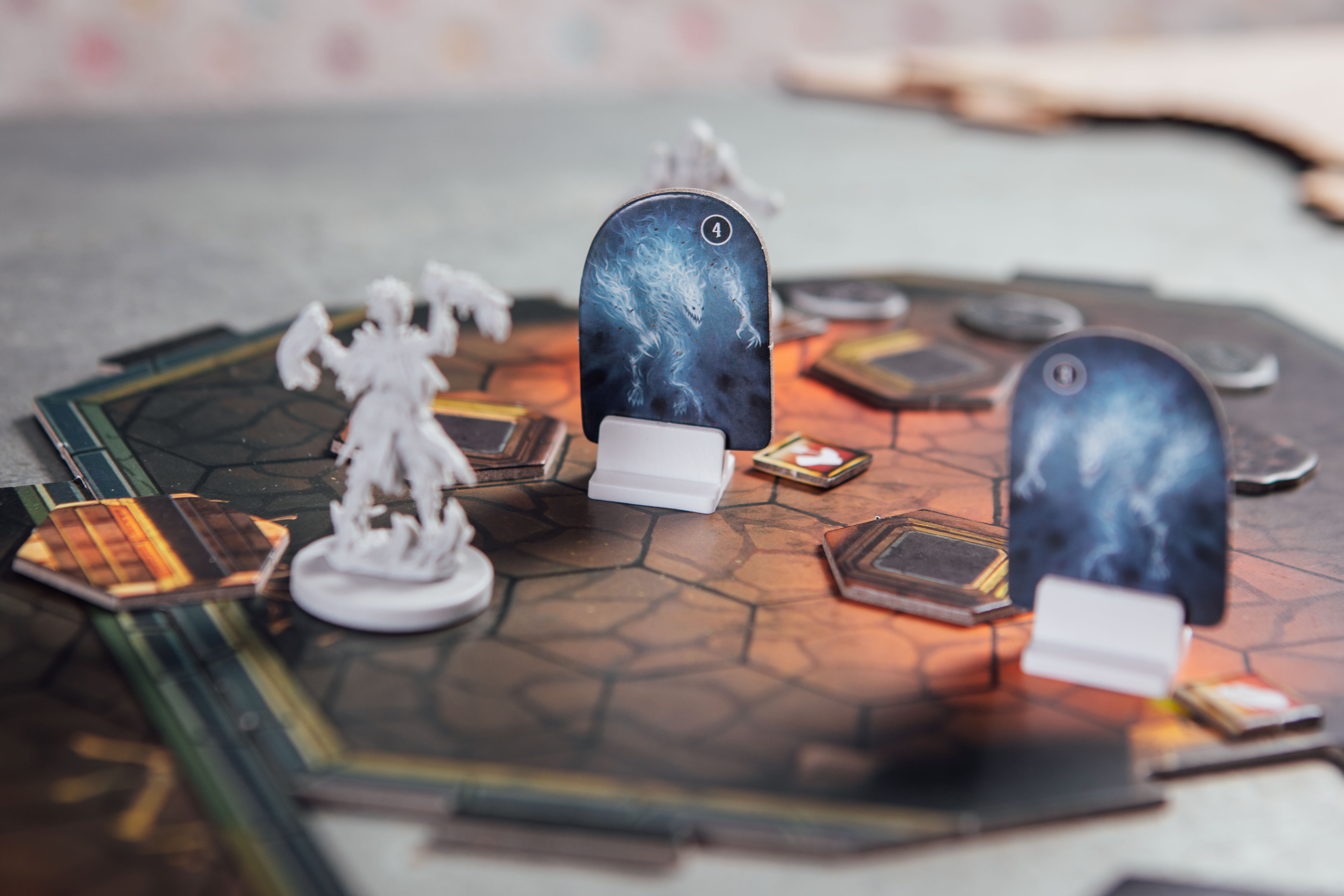 Gloomhaven Crypt of the Damned final room wind demon battle