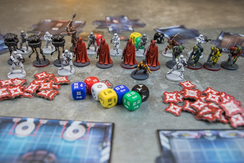 New Year's resolutions Imperial Assault