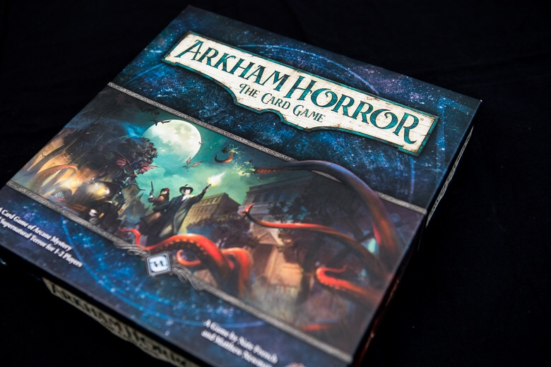 New Year's resolutions Arkham Horror