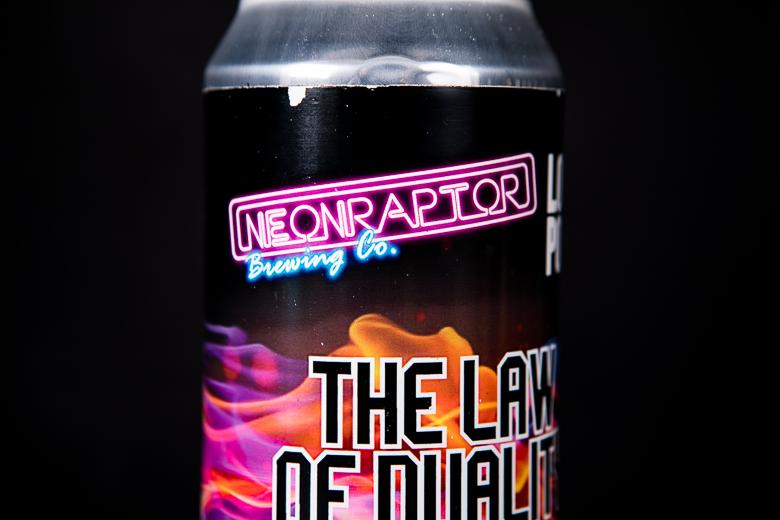 craft beer in 2019 Neon Raptor