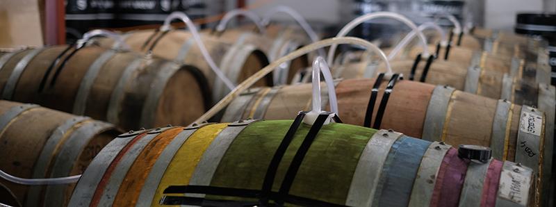 Craft beer in 2019 rainbow project barrels
